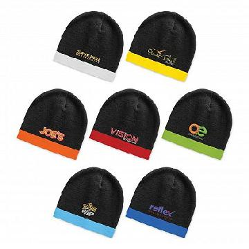 Commando Beanie Two Tone Beanie 110837 Image