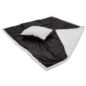 Sherpa 2 in 1 Pillow Blanket Image
