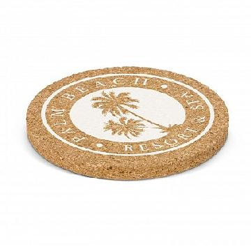 Oakridge Cork Coaster - Round 112967 Image