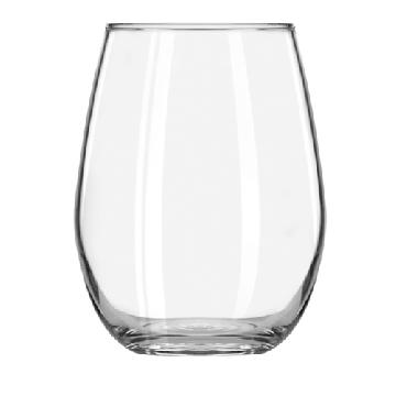 Stemless Polycarbonate Stemless Wine Glass Image
