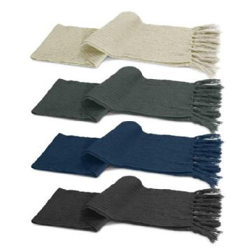 Nebraska Cable Knit Scarf 113612 Image