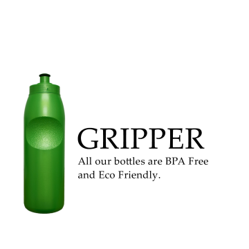 Australian Made Gripper Water Bottle SQ0301 Image