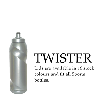 Australian Made Twister Water Bottle SQ0800 Image