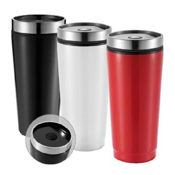 Stainless Steel Coffee Mug 350ML G377 Image