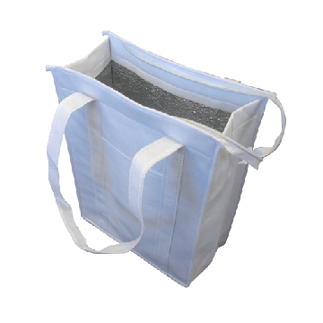 Dexy 90 Gsm Foodie Fair Non Woven CoolerBag NWB015 Image
