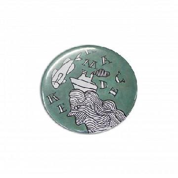 Button Badge Round - 58mm 104780 Image