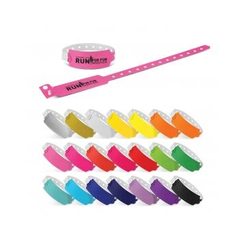 Plastic Event Wrist Band 110890 Image