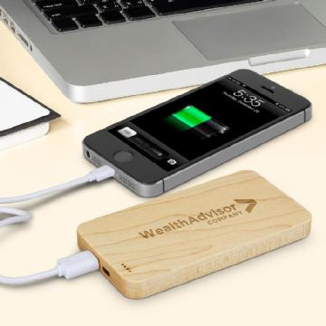 Bamboo Power Bank 112788 Image