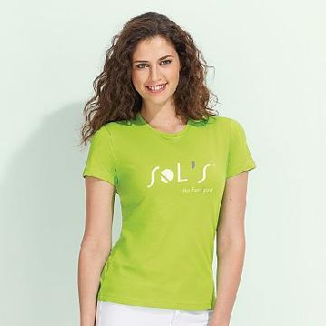 SOLS Imperial Women T-Shirt 110658 Image