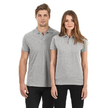 P02 & P03 Slim Cut , Easy Care Polo - Identitee Image