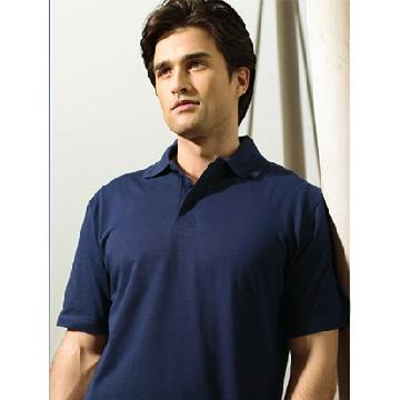 BOCINI COTTON JERSEY POLO CP0439 Image