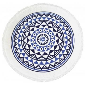 Grace Collection RT8 Round Towel Image