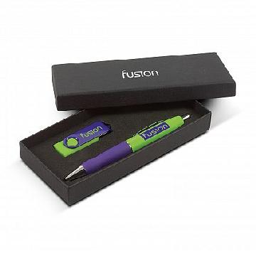 Turbo Gift Set 106944 Pen and USB Image