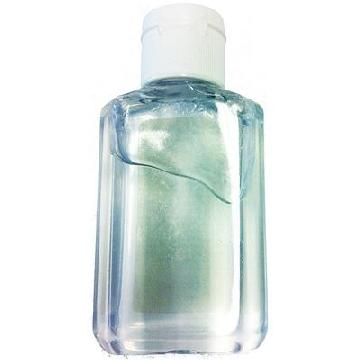 60ml Antibacterial Gel - clear bottle Image