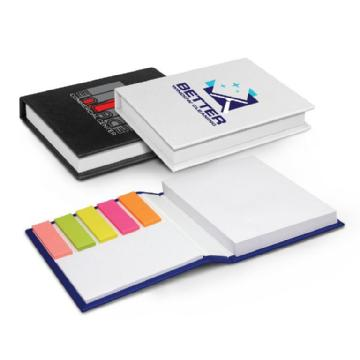 Hard Cover Notes & Flags 100926 Image