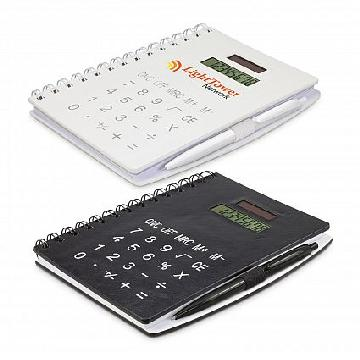 Notebook with Calculator & Pen 110500 Image