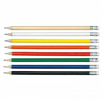 HB Pencil With Eraser 100428 Image