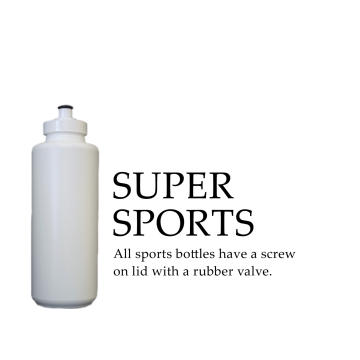 Australian Made Super Sports Water Bottle SQ07018 Image