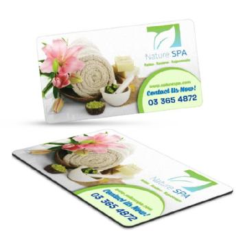 Business Card Sized Magnet 55 x 90 RC Image