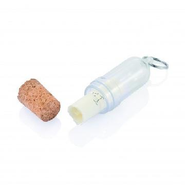 Message in a bottle keyring G1003 Image