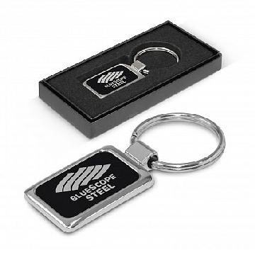 Laser Etch metal Key Ring 104177 Image