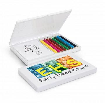 Playtime Colouring Set 109028 Image