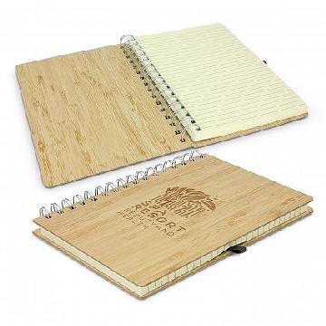 Bamboo Notebook - 50 leaf - 116213 Image