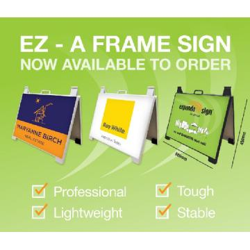 A Frame EZ Superb Quality & Flexibility Image