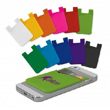Silicone Phone Wallet 107627 Image