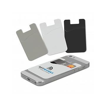 Meteor Silicone Phone Wallet 109084 Image