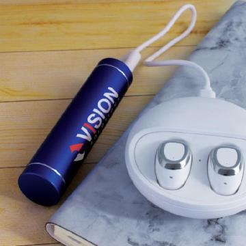 108266 Phaser Power Bank 2200 mAh Image