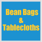 Bean Bags & Table Cloths Image